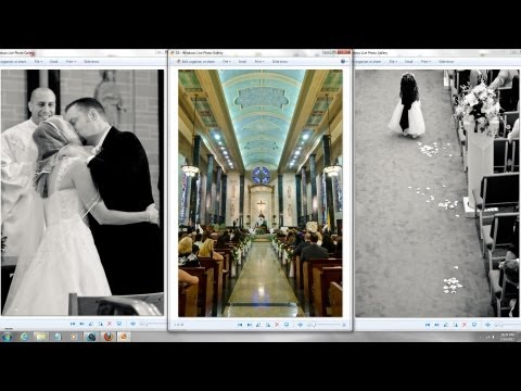 How to Shoot a Wedding - Ceremony - Wedding Photography Tutorial Series