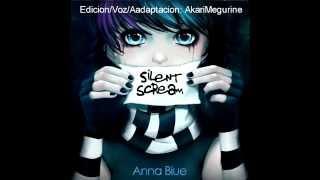 getlinkyoutube.com-Silent Scream - Anna Blue (COVER ESPAÑOL LATINO)