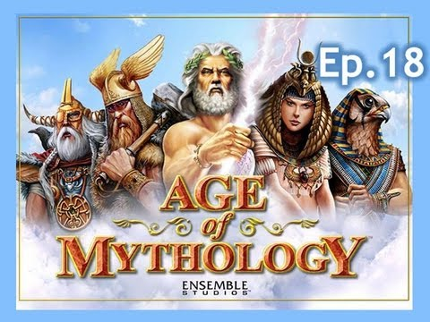 Age of Mythology - The Titans - Campanha AOM (Level 21) - Ep.18