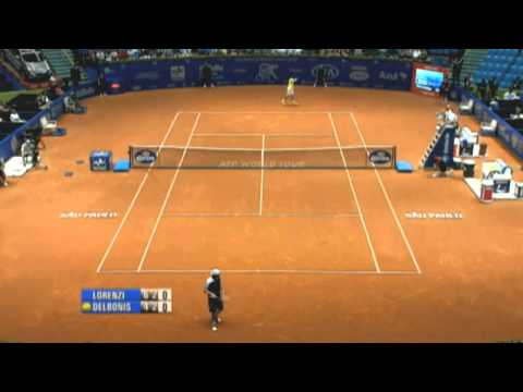 Sao Paulo 2014 Final Highlights Delbonis Lorenzi