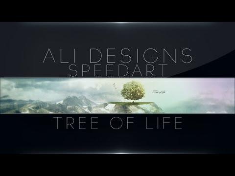 Tree Of Life | Speedart | Souza Contest Entry.