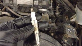 getlinkyoutube.com-Ford 4.6L & 5.4L 3V Spark Plug Removal