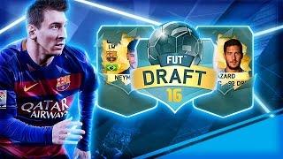 getlinkyoutube.com-تشكيله المشتركين : بدايه خرافيه  - FIFA 16 : FUT DRAFT