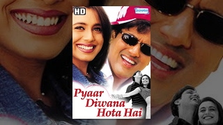 Pyar Diwana Hota Hai (HD) - Hindi Full Movie - Govinda - Rani Mukherjee -Hit Film With Eng Subtitles width=