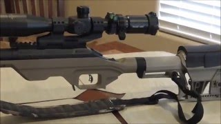 getlinkyoutube.com-MDT LSS Chassis for Ruger American Rifle