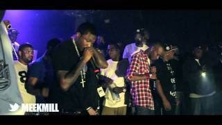 Meek Mill & Beanie Sigel - Live @ All-star Weekend