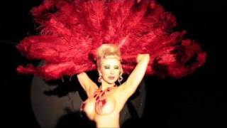 getlinkyoutube.com-DINAH MIGHT - Striptease Artist - SASSY FAN DANCE