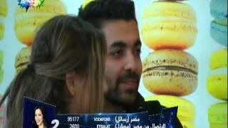 getlinkyoutube.com-رافاييل بيشغل اغنية محمد عباس لي حنان و بتاثر بيها