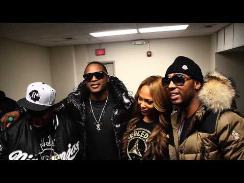 Roc-A-Fella Reunion Tour V-Log: Atlantic City with Fabolous & Teyana Taylor