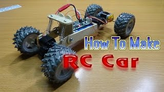 getlinkyoutube.com-How To Make A RC CAR 4WD | Homemade rc car