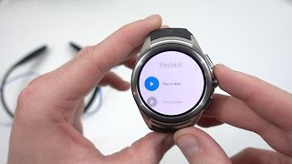 getlinkyoutube.com-LG Watch Urbane 2nd Edition LTE: 6.0 Features and Q&A