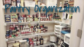 Pantry Organization | Florida