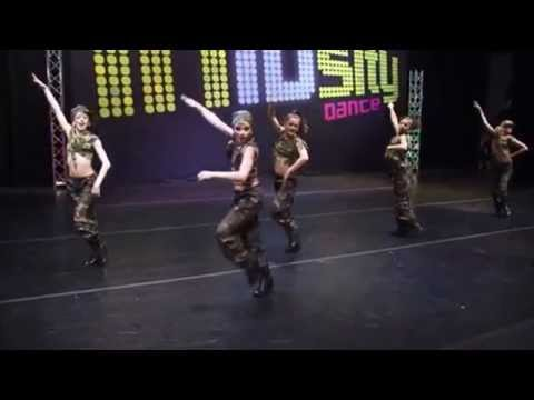 Dance Moms Don't ask just tell Hip Hop Group