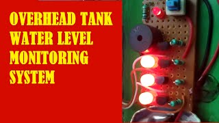 getlinkyoutube.com-Overhead Tank Water Level Monitoring system