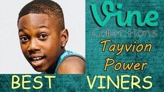 getlinkyoutube.com-BEST Tayvion Power | VINE Compilation | Top Funny Tayvion Power Vines 2015