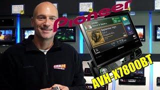 getlinkyoutube.com-Pioneer AVH-X7800BT ausfahrbares Multimedia-Gerät mit APP-Radio und super Ausstattung bei ARS24