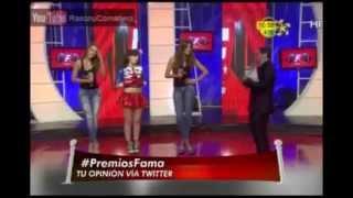 getlinkyoutube.com-Chavana y Modelos Colombianas Nati Velez y Daniela Pinedo