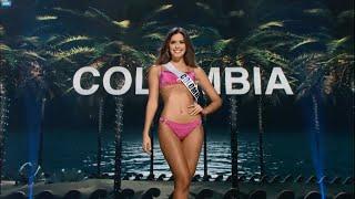 getlinkyoutube.com-Paulina Vega, Miss Colombia - Preliminary Competition Miss Universe HD