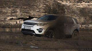 getlinkyoutube.com-Land Rover Discovery Sport Test Drive AutoStrada.MD