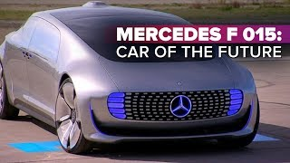 getlinkyoutube.com-CNET on Cars: Mercedes F 015: Car of the future, Ep. 62