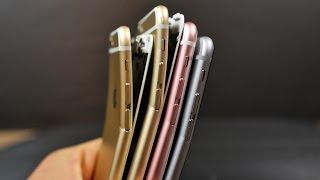 getlinkyoutube.com-iPhone 6S & iPhone 6S Plus Bend Test!