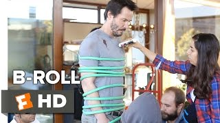 getlinkyoutube.com-Knock Knock B-ROLL (2015) - Keanu Reeves, Lorenza Izzo Movie HD