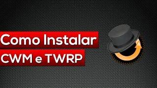 getlinkyoutube.com-CWM e TWRP Xperia E Dual