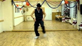 getlinkyoutube.com-Wisin & Yandel - Follow The Leader ft. Jennifer Lopez - Lopdance Zumba