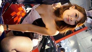 getlinkyoutube.com-ちょい工口なバニーギャルがいっぱい♡だった大阪オートメッセ