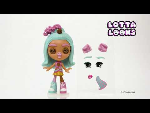 Lotta Looks Cookie Swirl Doll