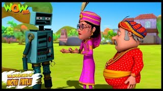 getlinkyoutube.com-Salim Robot - Motu Patlu in Hindi
