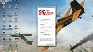 getlinkyoutube.com-SAMP-RP Money Hack! Работает (октябрь 2012)