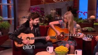 getlinkyoutube.com-Taylor Swift and Zac Efron Sing a Duet! - The Ellen DeGeneres Show.flv