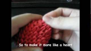 How to: 3D Origami Heart