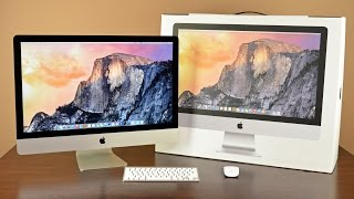 getlinkyoutube.com-Apple iMac with Retina 5K display: Unboxing & Review