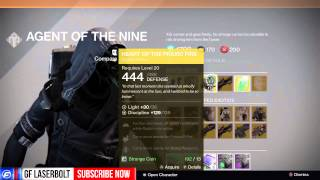 getlinkyoutube.com-Destiny XUR 2-27-15 EXOTIC RECOMMENDATION Purchase February 27 ATS/8 Arachnid, Heart of the Praxic