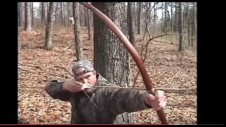 Squirrel Hunting with a Primitive Bow 1