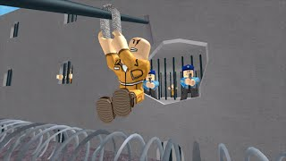 getlinkyoutube.com-ESCAPE PRISON OBBY - ROBLOX Commentary