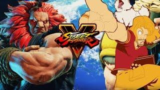getlinkyoutube.com-MAX PLAYS AKUMA (Direct Feed): Breakdown & Gameplay (Street Fighter 5 Season 2)