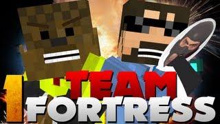 getlinkyoutube.com-Minecraft Team Fortress 2 - Ep.1 - SPY OP!! (w/ JeromeASF)