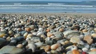 How to find an abundance of free crystals and minerals on the beach