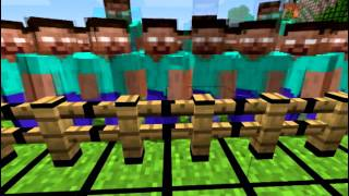 getlinkyoutube.com-HEROBRINE vs. TNT