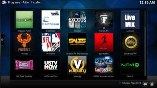 How to install  and set up  kodi on Android  2016