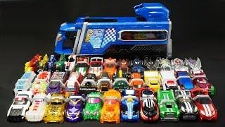 getlinkyoutube.com-仮面ライダー ドライブ DXトレーラー砲&シフトフォーミュラ 全シフトカー編 Kamen Rider Drive DXTrailerhou Shift Car