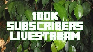 getlinkyoutube.com-100k Subscribers Livestream
