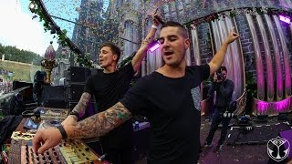 getlinkyoutube.com-Blasterjaxx @ Tomorrowland, Belgium 2015 - Full set