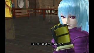 getlinkyoutube.com-The King of Fighters Maximum Impact 2: Kula Diamond Story Playthrough [Playstation 2, 2006]