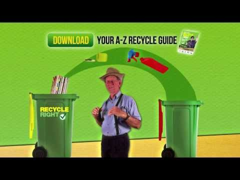 HRR Recycle Right 'Recycle Hero 2' 30sec TVC