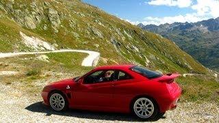 getlinkyoutube.com-Alfa Gtv 3.0 V6 24V - Cols d'Alsace samedi 11 mai 2013