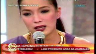 getlinkyoutube.com-Pia Guanio and Bossing Vic Sotto break-up